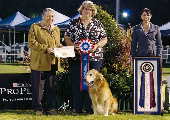 2011 National Retrieving Ability Winner